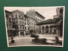 Cartolina Treviso - Piazza Esperia - 1949 - Treviso