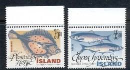 Iceland 1999 Fish MUH - 1944-... Republic