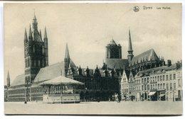 CPA - Carte Postale - Belgique - Ypres - Les Halles ( DD7273) - Ieper