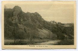 CPA - Carte Postale - Belgique - Malmedy - Les Roches De Falize ( DD7274) - Malmedy