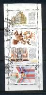 Spain 1986 EEC Admission Booklet Pane FU - 1981-90 Unused Stamps