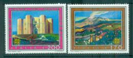 Italy 1977 Europa, Landcapes MUH Lot65660 - 6. 1946-.. Republic