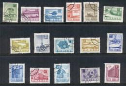 Romania 1971 Transport & Communications CTO - 1948-.... Republics