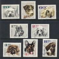 Poland 1969 Dogs CTO - 1944-.... Republic