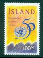 Iceland 1995 UN 50th Anniv MUH Lot32429 - 1944-... Republic