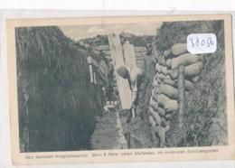 CPA -37056 - Allemagne- Militaria - Beim Graben Eines Schützengrabens Am östlichen Kriegsschauplatz - Guerre 1914-18