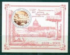 Vatican 2002 Roman States Postage Stamp Anniv. MS MUH - Ongebruikt