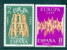 Spain 1972 Europa, Sparkles MUH Lot65545 - 1971-80 Unused Stamps