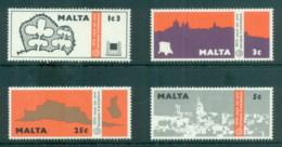Malta 1975 European Architectural Year MLH - Malta