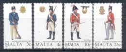 Malta 1988 Military Uniforms MUH - Malta