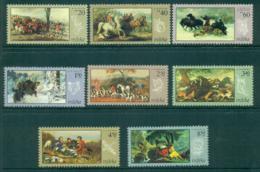 Poland 1968 Hunting Paintings MUH Lot35525 - 1944-.... Republic