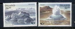 Iceland 1991 Nordic Cooperation MUH - 1944-... Republic