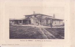 CPA - Env De PIBRAC Maison  De Ste Germaine - Pibrac
