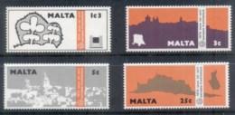 Malta 1975 European Architectural Heritage Year MUH - Malta