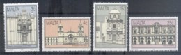 Malta 1992 Rehabilitation Of Historical Buildings MUH - Malta