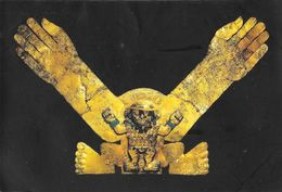 Museo Tumbas Reales De Sipan - Cultura Mochica - Lambayeque (Peru) - Simbolico Ornamento - Peru