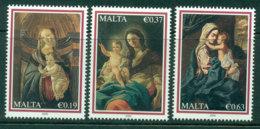 Malta 2009 Xmas MUH Lot23588 - Malta