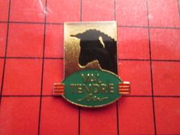 918c Pins Pin's / Rare & De Belle Qualité  THEME : ANIMAUX / TETE DE MOUTON BREBIS AGNEAU VAL TENDRE - Animaux