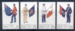 Malta 1991 Military Uniforms MUH - Malta