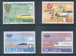 Malta 1994 Aviation Anniversaries MUH - Malta