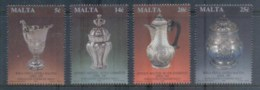 Malta 1994 Antique Silver Exhibition MUH - Malta