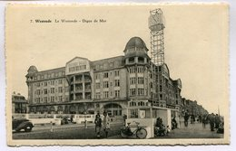 CPA - Carte Postale - Belgique - Westende - Le Westende Digue De Mer  ( DD7279) - Westende