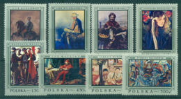 Poland 1968 Polish Paintings MUH Lot35522 - 1944-.... Republic