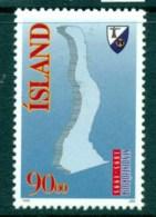 Iceland 1995 Town Of Seydisfjordur Cent MUH Lot32425 - 1944-... Republic