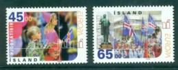 Iceland 1998 National Holidays & Festivals MUH Lot32459 - 1944-... Republic