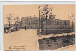 Hôpital Brugmann - Maison Des Infirmières Et Tennis. Bruxelles - Salute, Ospedali