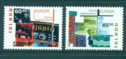 Iceland 2003 Europa MUH Lot32517 - 1944-... Republic