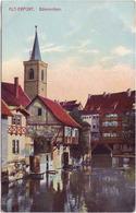 Ansichtskarte Erfurt Alt-Erfurt. Dämmchen 1912 - Erfurt