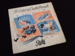 Vinyle 33 Tours (25cm) Les Contes De Charles Perrault Raymond Lyon (1954) - Kinderlieder