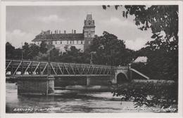 Brandeis (Elbe) Brandýs Nad Labem Blick Auf Brücke Und Schloß 1941  - Czech Republic