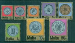 Malta 1972 New Decimal Currency Coins MLH - Malta