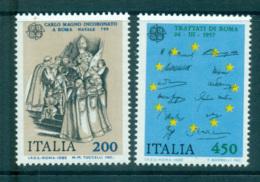 Italy 1982 Europa, History MUH Lot65856 - 6. 1946-.. Republic