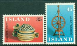 Iceland 1976 Europa MUH Lot15286 - 1944-... Republic