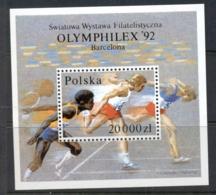 Poland 1982 Olymphiles MS MUH - 1944-.... Republic