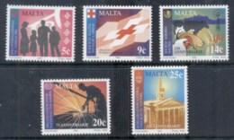Malta 1994 Anniversaries & Events MUH - Malta
