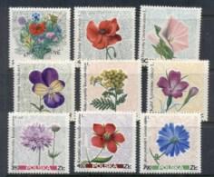 Poland 1967 Flowers MLH - 1944-.... Republic