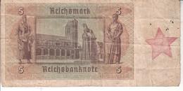 3765    REICH  5  MARK    DEUTSCHE BESETZUNG   JUGOSLAWIEN   PARTISANEN  STERN --R - [ 4] 1933-1945 : Tercer Reich