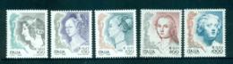 Italy 1998 Women In Art MUH Lot57171 - 6. 1946-.. Republic