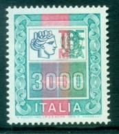 Italy 1979 Italia Type 3000l MUH - 6. 1946-.. Republic