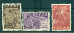 Greece 1949 Children & Mothers In War FU Lot56171 - Greece