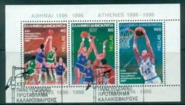 Greece 1987 Men's Basketball MS FU - Greece