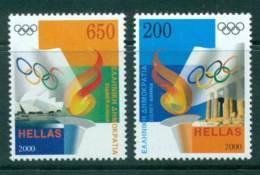 Greece 2000 Olympics MUH Lot27400 - Greece