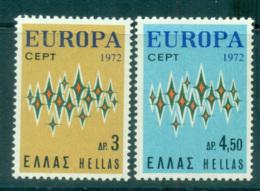 Greece 1972 Europa, Sparkles MUH Lot65537 - Greece