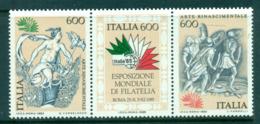Italy 1985 Italia '85 Str 3 MUH Lot57199 - 6. 1946-.. Republic