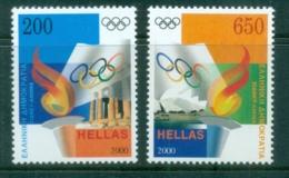 Greece 2000 Summer Olympics Sydney & Athens - Greece