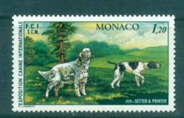 Monaco 1979 Dog Show MLH Lot50323 - Mónaco
